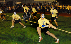 Fraternity Rope Pull
