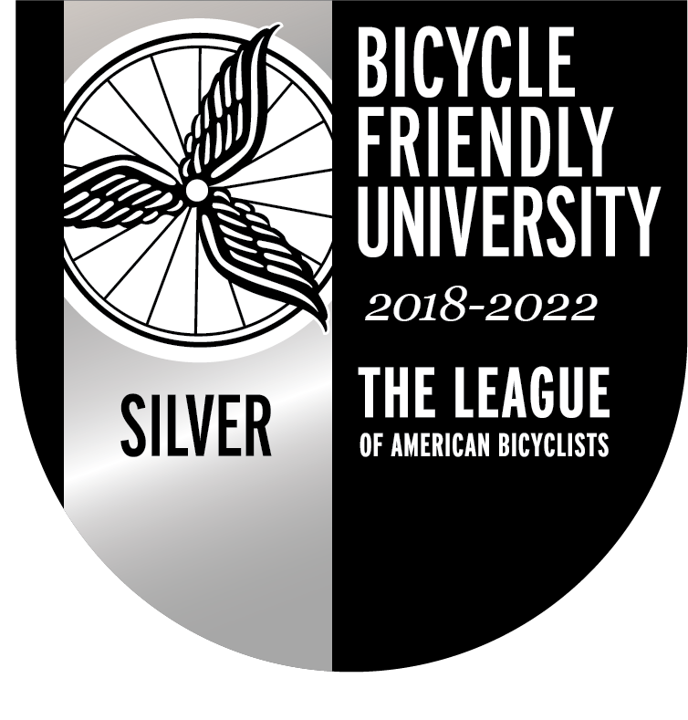 Bicycle Friendly University Badge