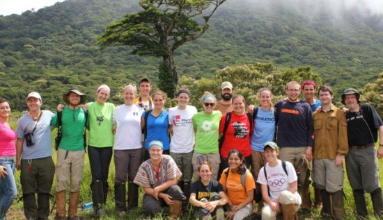 Tropical Ecology in Costa Rica