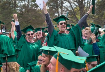 Illinois Wesleyan: Commencement - Cap and Gown Orders