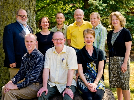 environmental studies team photo