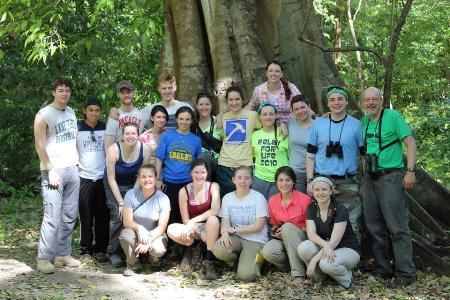 tropical ecology may term 2014