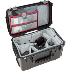 Camera carrying case