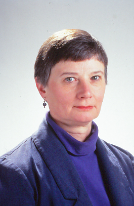 Margaret Chapman in 1997