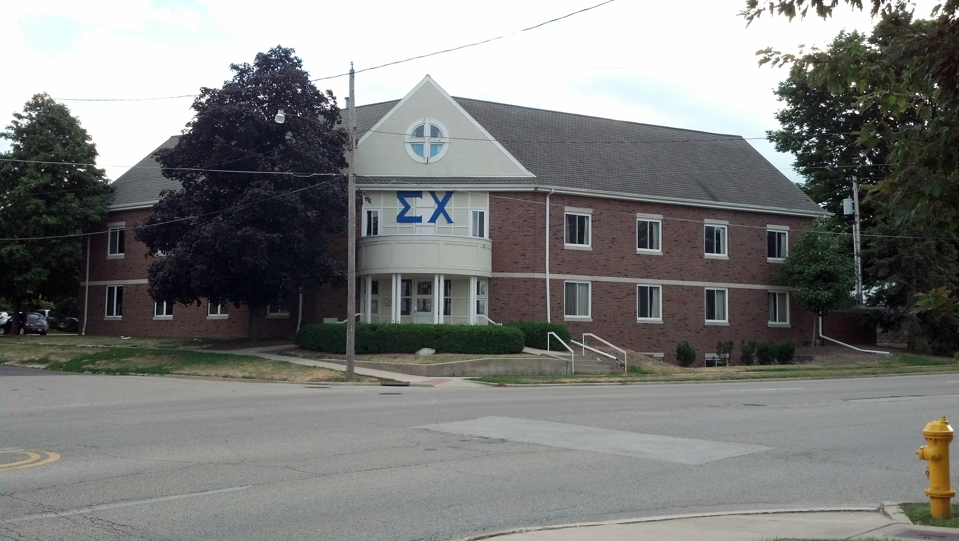 Sigma Chi House