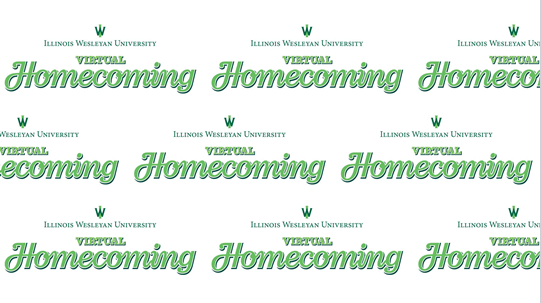 Homecoming Zoom Background