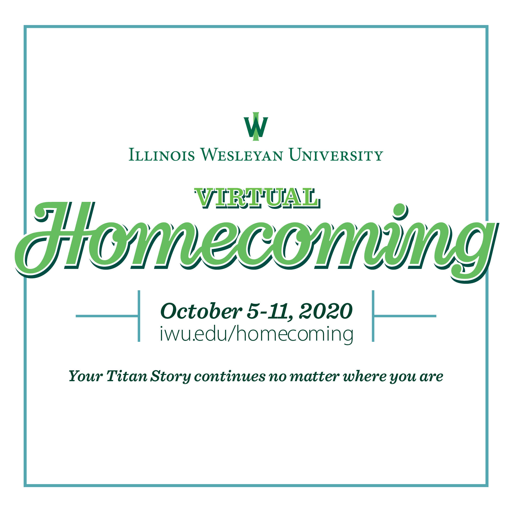 Homecoming instagram image