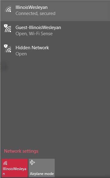 Windows Networks