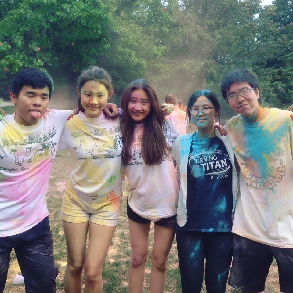 Color Run -