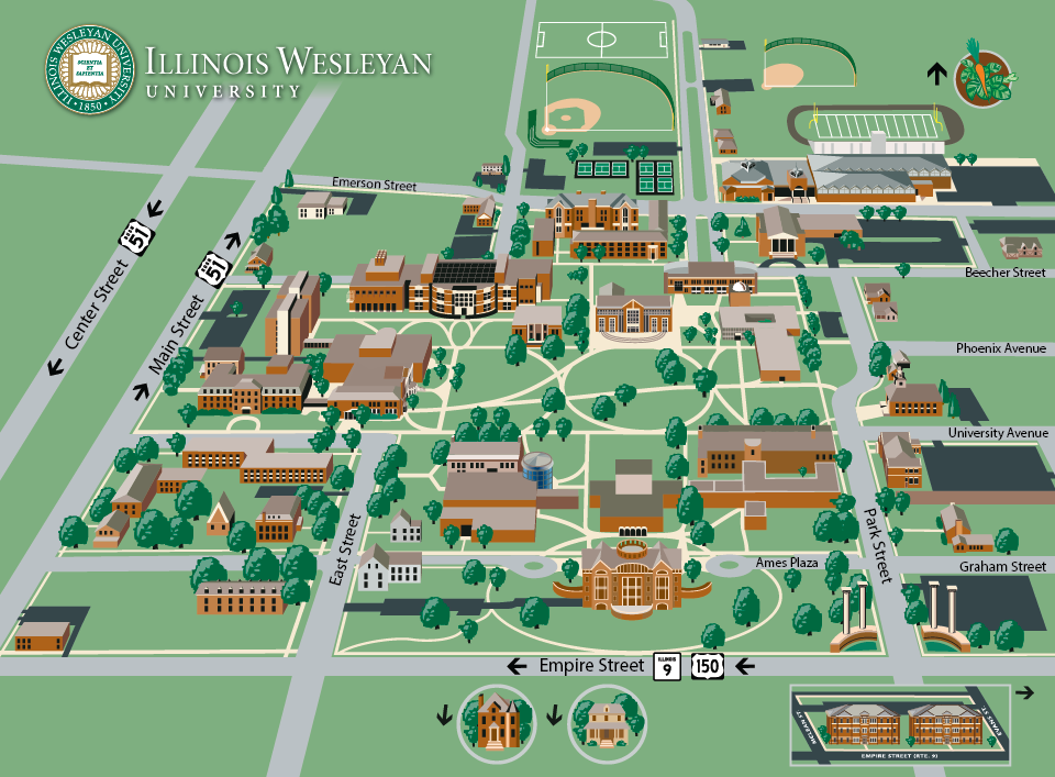 International Advising: Arriving at IWU | Illinois Wesleyan