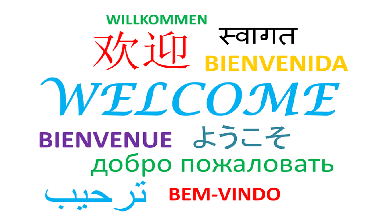 welcome to the languages