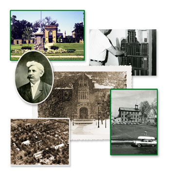 Historical Photographs Collage
