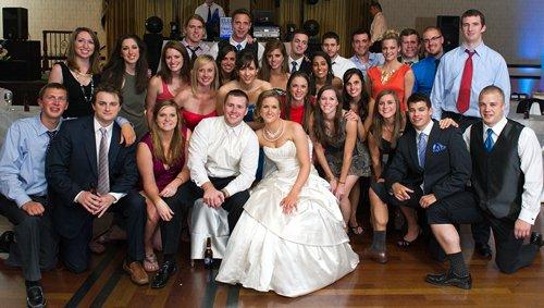 Danny duffy wedding