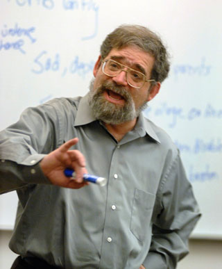 Professor Irving Epstein