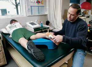 Physical Therapy what the most achieve college credut subjects