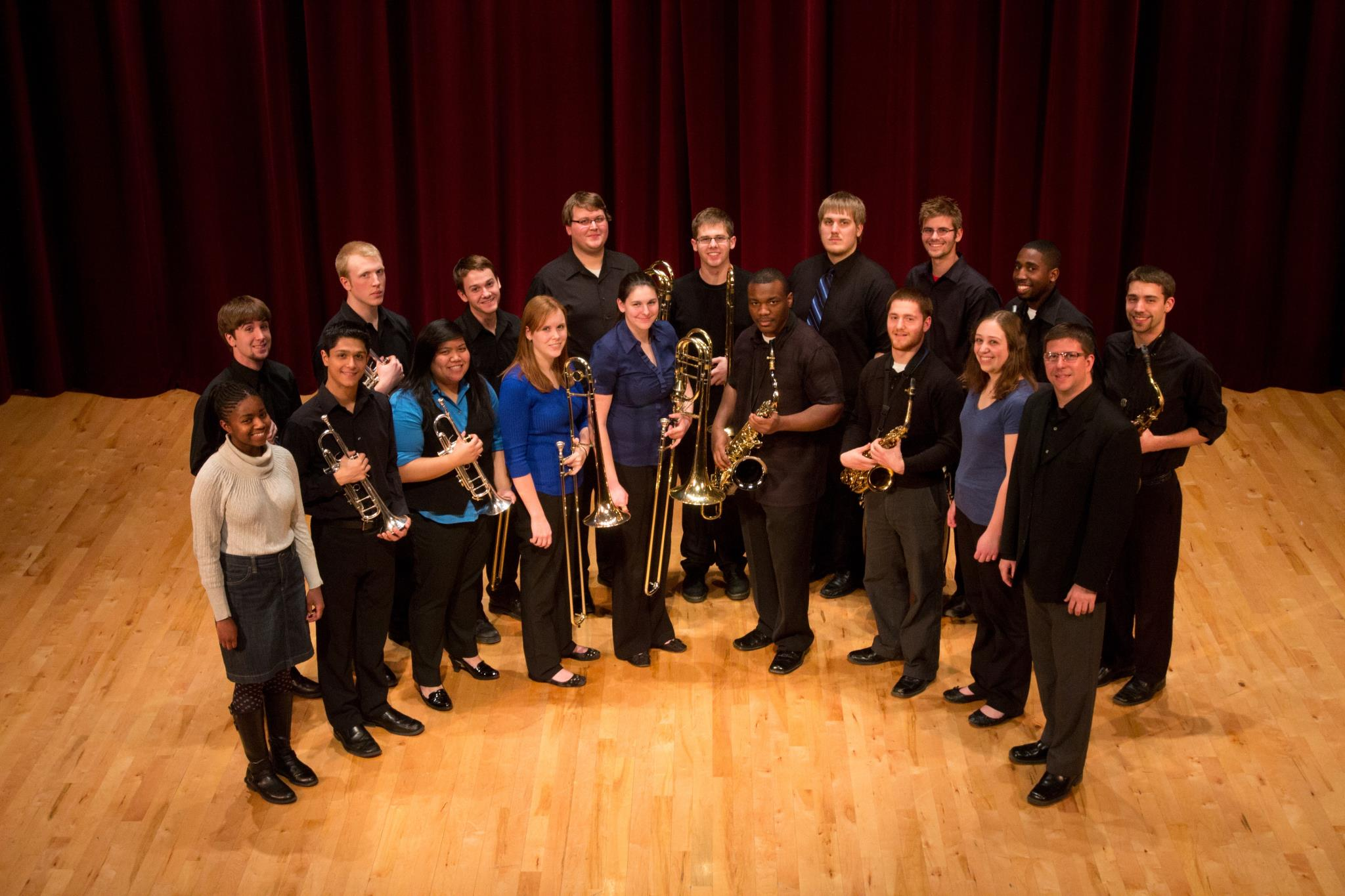 Jazz Ensemble Picture