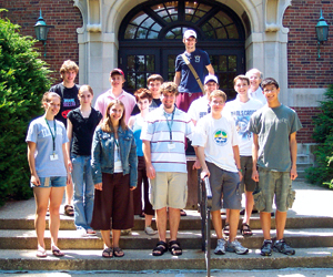 Summer Music Composition Institute Camp 2006 Participants