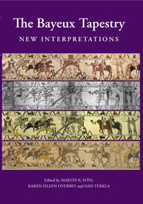 Bayeux Tapestry Cover