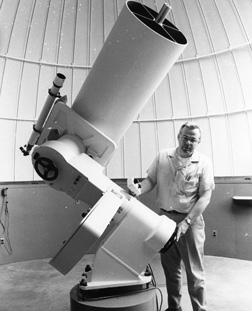 Wilson and Telescope