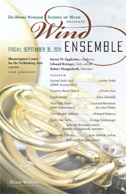 Wind Ensemble Poster
