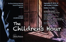 Childrens Hour Poster
