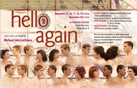 Hello Again Poster