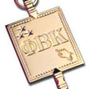 Seniors Win Phi Beta Kappa Liberal Arts Scholar Award