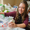 Streblo '15 Launches Mom's Drive to Help Women in Need
