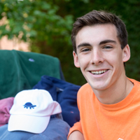 Student and Entrepreneur LaVitola Develops Clothing Line