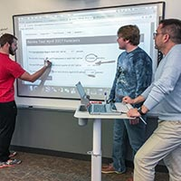Economics Students Top Leaderboard in Forecasting Game