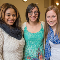 Council for IWU Women Awards Four Scholarships