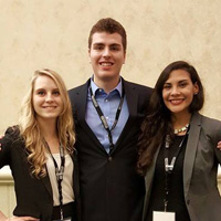Illinois Wesleyan Students Rank in Top 10 at International Conference