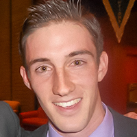 Kenny '13 Receives Top Graduate Award at Australian University