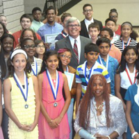 Ceremony Honors Youth Academic Achievement
