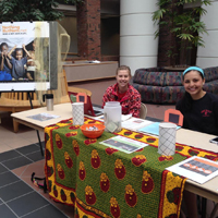 Global Health Students Raise Funds to Fight Malaria