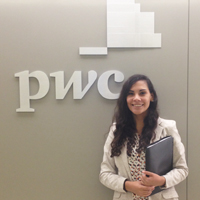 Coursework Meets Reality in Accounting Internship at PwC