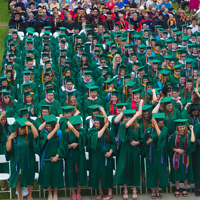 Illinois Wesleyan Celebrates Class of 2015