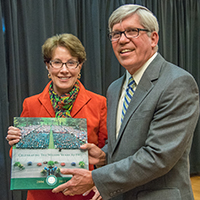 Campus Says Farewell to Dick and Pat Wilson