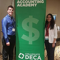 Accounting Students Earn Top Honors at International DECA Competition