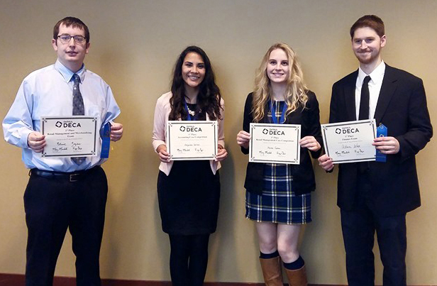 DECA Students to Compete at International Conference