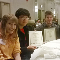 Student Newspaper Wins Two Editorial Awards