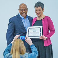 Students and Faculty Honored for Civic Engagement