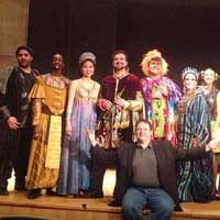 Music Alumni Selected for New York Lyric Opera Theatre