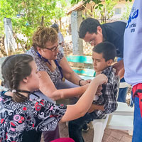 Students Volunteering in Honduras Gain Cross-Cultural Insight