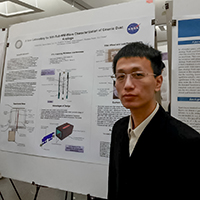 Physics Major Presents Research at Harvard Conference