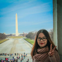 Phung '17 Selected for Economics Research Fellowship