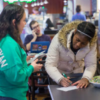 Students Express Gratitude to Donors