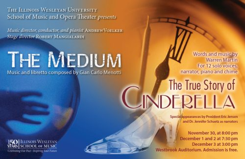 The Medium and The True Story of Cinderella