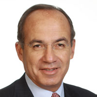 Former President of Mexico to Deliver Stevenson Lecture