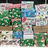 Student Organization Fills Shoeboxes with Joy of Holiday Season